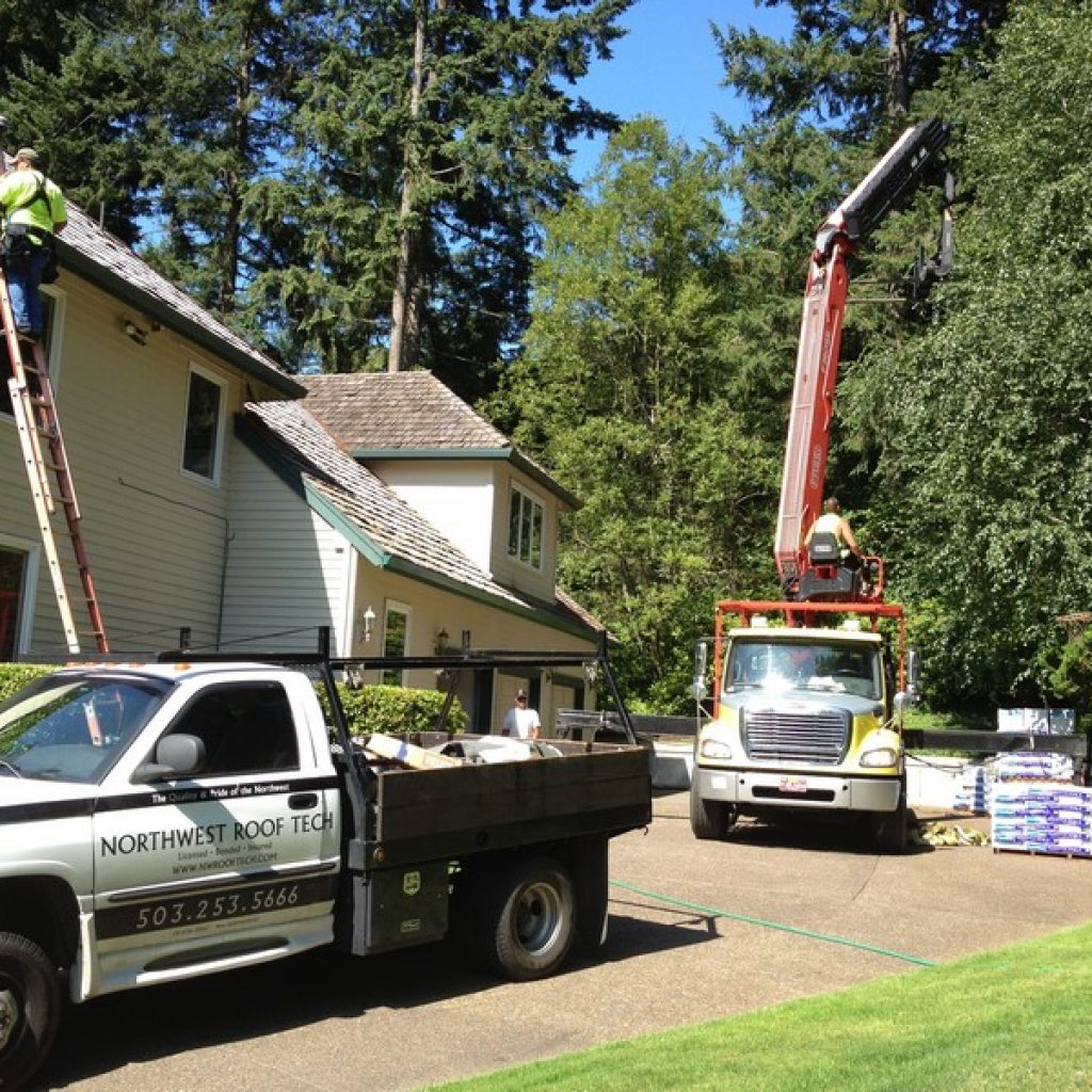Northwest Roof Tech Inc Projects Northwest Roof Tech