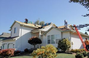 Residential Roof Repair in Portland OR from Northwest Roof Tech, Inc.